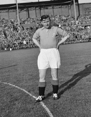Abe Lenstra in 1956