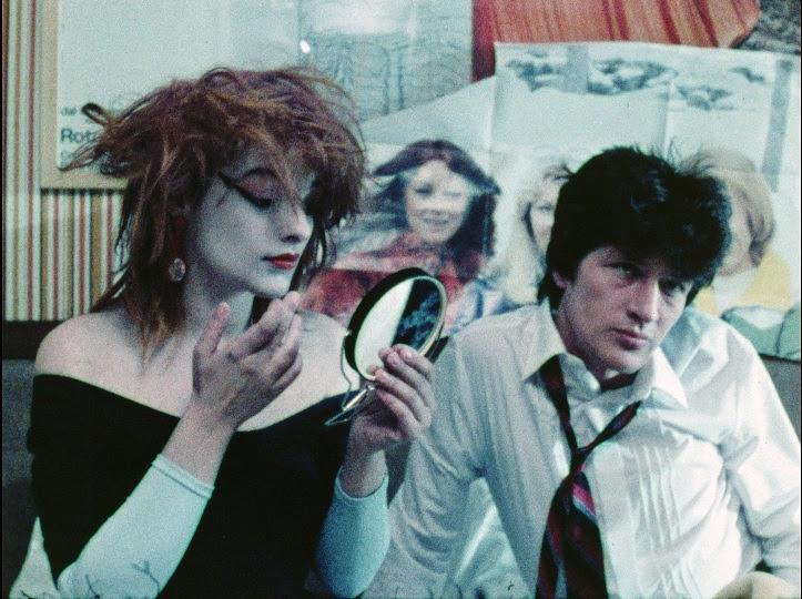 Nina Hagen en Herman Brood, 1979