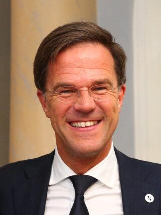Mark Rutte in 2017