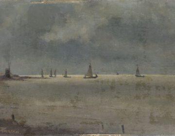 Zuiderzee, Eduard Karsen, 1885 - 1900