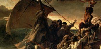 De schipbreuk van de Méduse (1816)