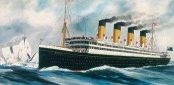 De ramp met de RMS Titanic (1912)
