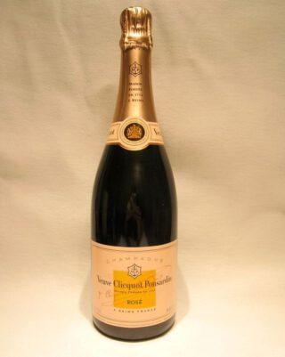 Fles Veuve Clicquot Ponsardin - Rosé