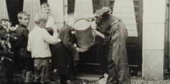 """""""Dit meissie heb ook honger"""" – Schiedamse kinderuitzendingen tussen 1940-1946"""