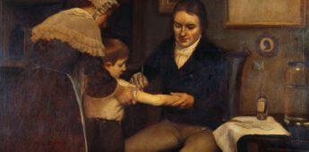 Edward Jenner en de ontdekking van zijn vaccinatie
