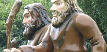 Ellert en Brammert – De sage van twee Drentse reuzen