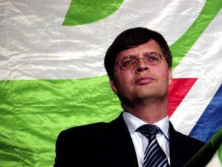 Jan Peter Balkenende in 2005
