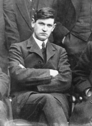Michael Collins in 1919