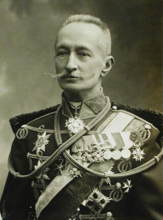 Aleksej Broesilov in 1913