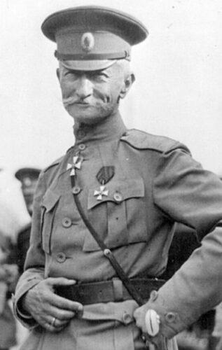 Aleksej Broesilov in 1917