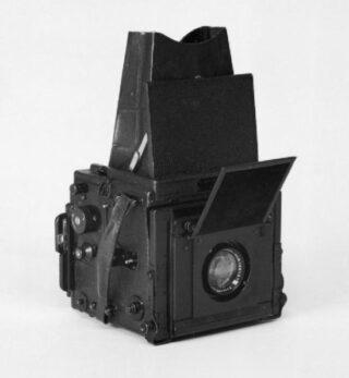Fotocamera die vanaf 1905 werd geproduceerd