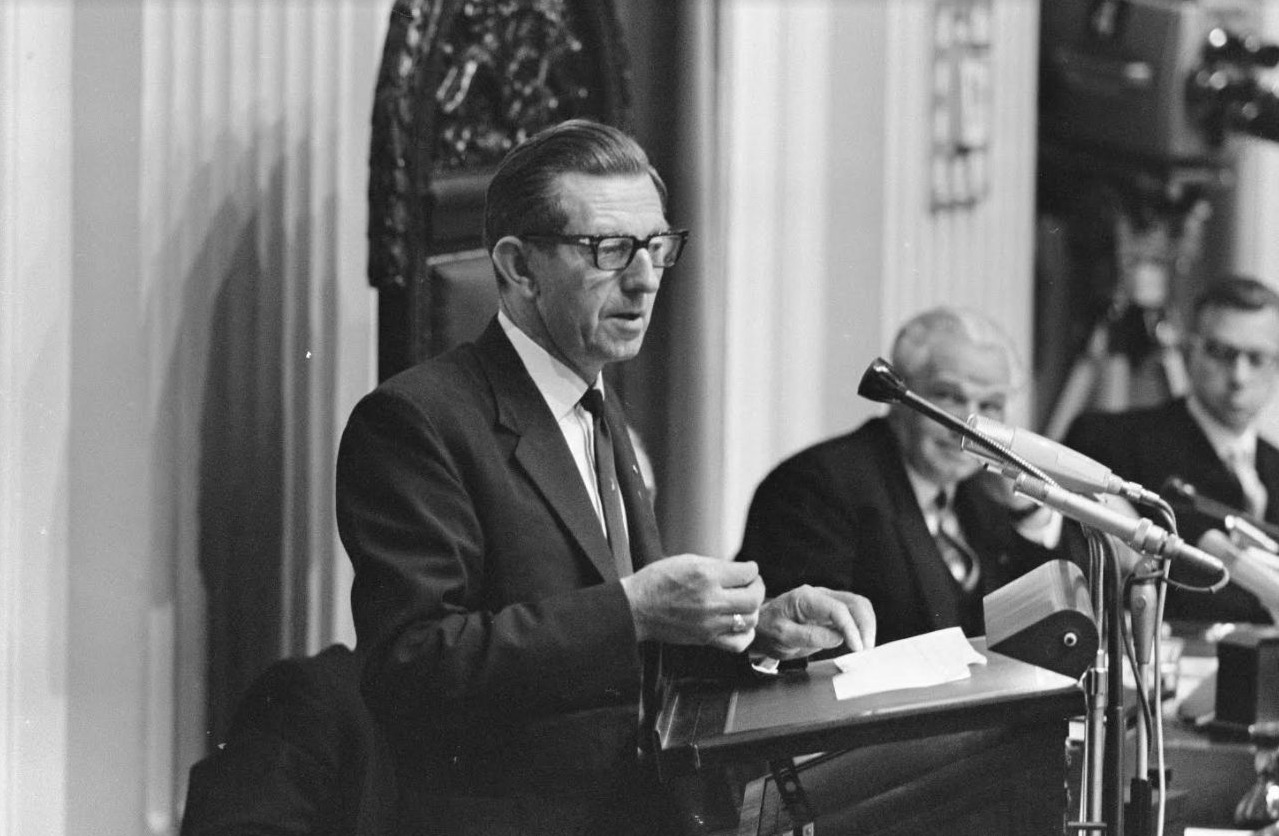 Koekoek in de Tweede Kamer, 1966