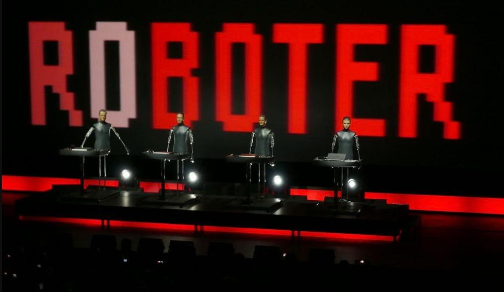 Kraftwerk - Wir sind roboter