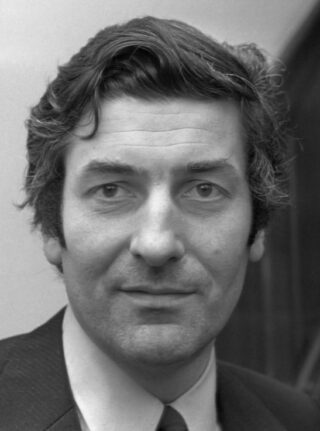 Ruud Lubbers in 1973