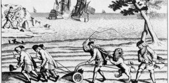 De oorlog om Jenkins' oor (1739)