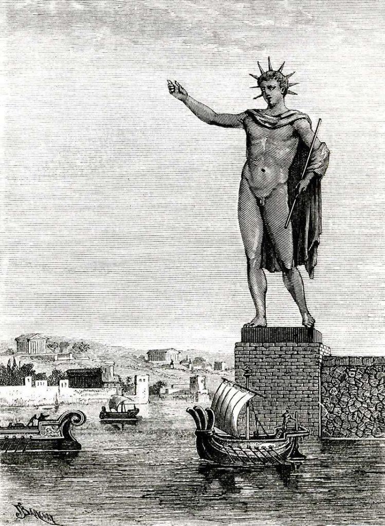 Colossus van Rhodes