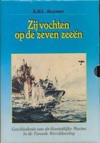 Zij vochten op zeven zeeën - K.W.L. Bezemer
