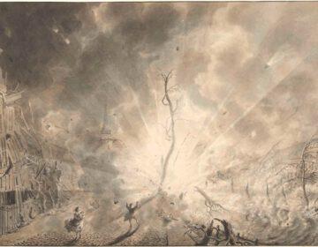 De buskruitramp te Leiden, 12 januari 1807