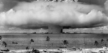 Het Bikini atol – Nucleair proefterrein van de Verenigde Staten