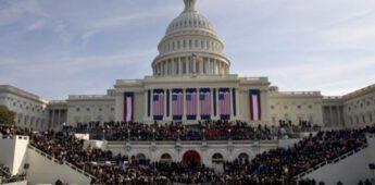 Inauguratie van de Amerikaanse president