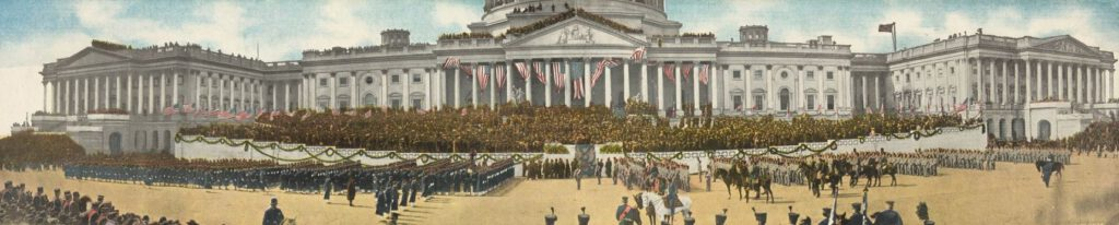 Tweede inauguratie van president Theodore Roosevelt, 1905
