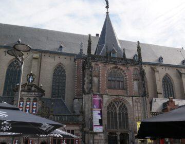 De Grote Kerk in Zwolle