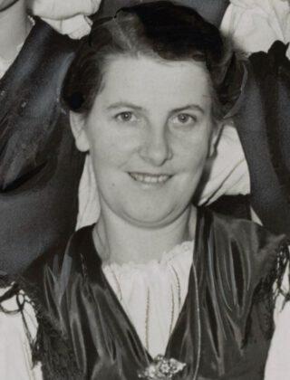 Maria Kutschera (von Trapp)