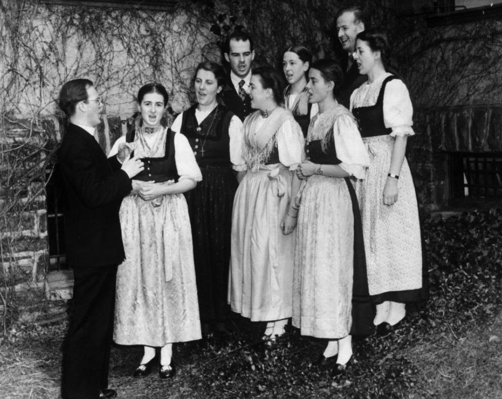 De zingende familie von Trapp