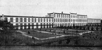 Deportatie van psychiatrisch patiënten 'Het Apeldoornsche Bosch' (1943)
