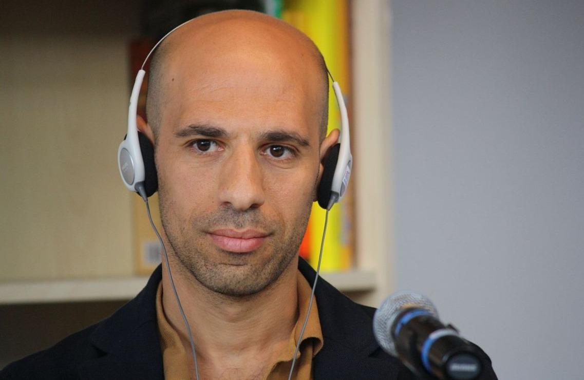 Abdelkader Benali in 2011