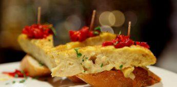 Populaire tortilla española mogelijk geïnspireerd op onze aardappelomelet