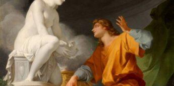 Pygmalion – De beeldhouwer die verliefd werd op zijn eigen creatie