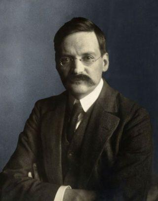 Dirigent en componist Peter van Anrooy, 1917