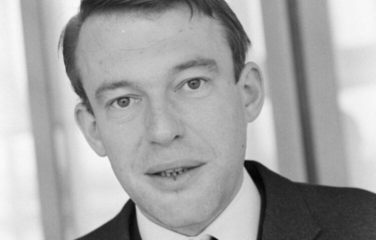 Hans van Mierlo in 1966