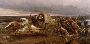 Op de vlucht voor de Franse Revolutie