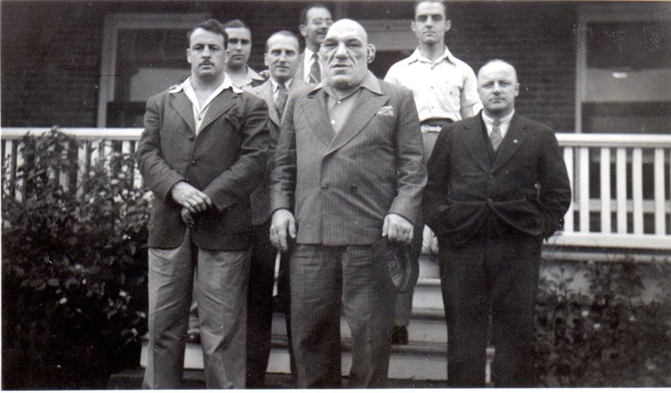 Maurice Tillet in 1936