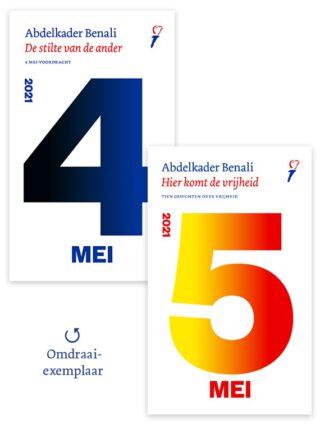 Geplande uitgave van de voordracht van Abdelkader Benali