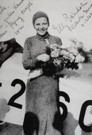 Elly Beinhorn in 1931