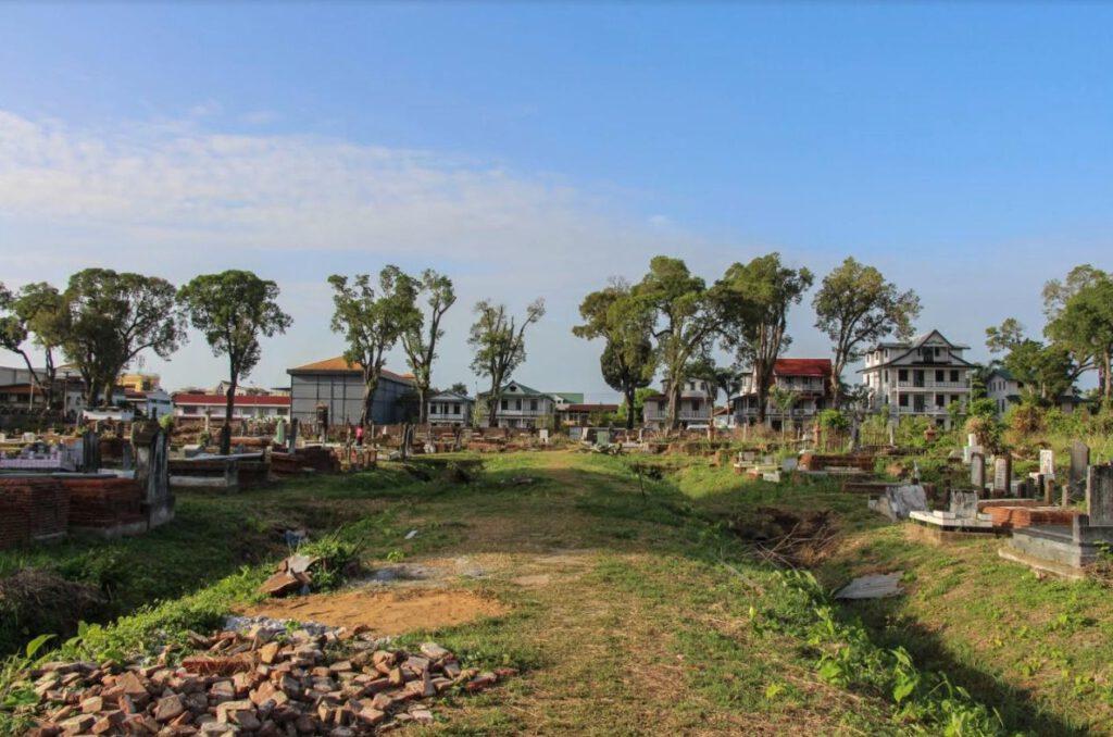 Suriname, Nieuwe Oranjetuin Paramaribo