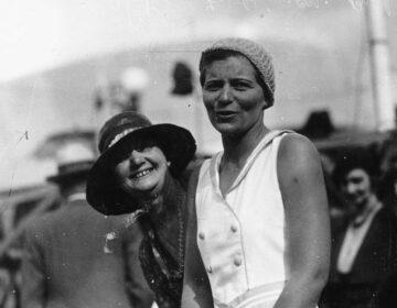 De Duitse piloot Elly Beinhorn in 1932. Ze was hier 24 jaar.