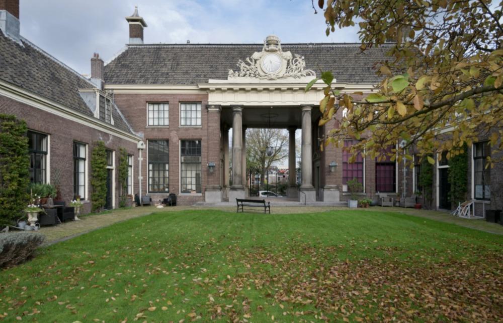 Teylers Hofje in Haarlem