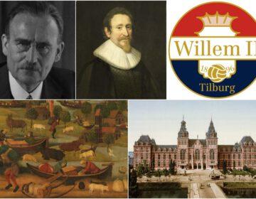 Historische jubilea in 2021