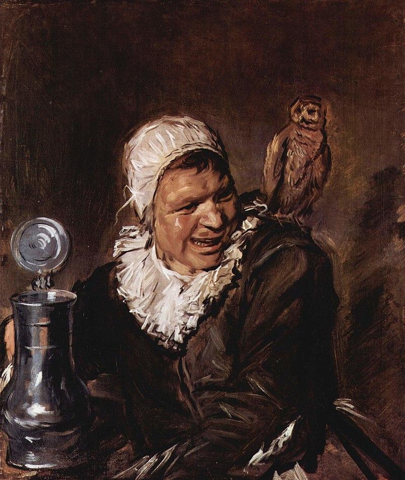 Malle Babbe - Frans Hals