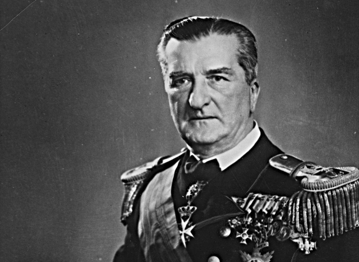 Miklós Horthy in 1943