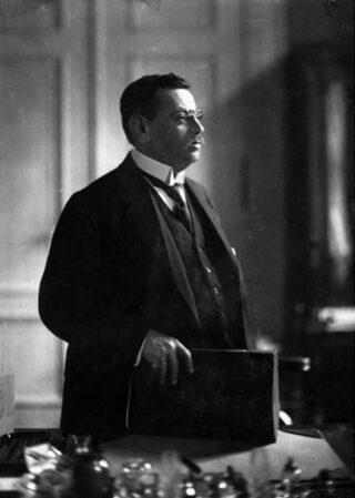 Hugo Preuss, 1919