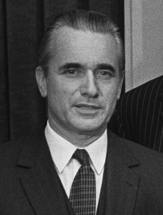 Jacques Chaban-Delmas in 1969