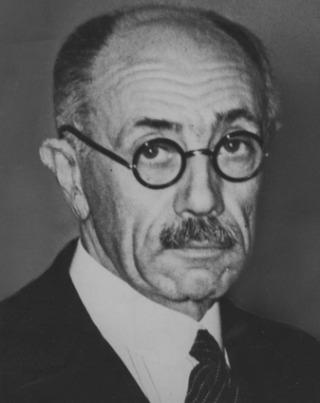 Pál Teleki rond 1939