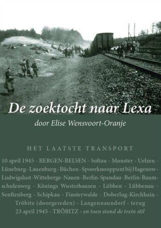 De zoektocht naar Lexa - Elise Wensvoort-Oranje