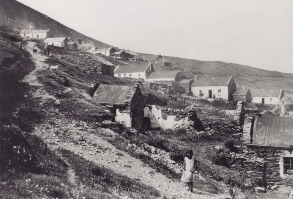 Blasket Village
