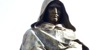 Giordano Bruno (1548-1600) en het oneindige heelal